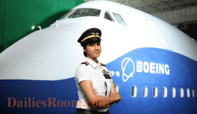 Youngest Indian Pilot