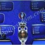UEFA EURO 2016 Draw made in Paris – France (hosts) and Spain (holders)