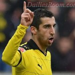 Man United Transfer Update 2016: Man Utd improve Mkhitaryan offer