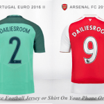 How To Make Football Jersey With Your Phone Or PC