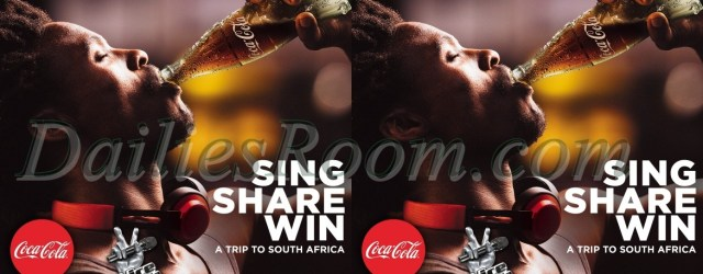 Coca-Cola Africa: Win Trip To South Africa in Taste the Feeling Anthem Cover Competition