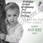 Inspirational Famous Happy Fathers Day Wishes – Quotes – Messages – Saying – SMS – Poems