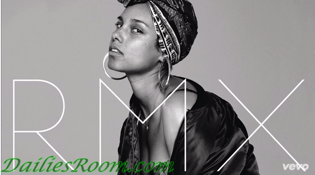 """Download Alicia Keys Remixes """"In Common"""" ft. South African DJ & Producer Black Coffee"""