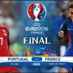UEFA EURO 2016 Final, Portugal vs France – Euro 2016 Golden Boot – Griezmann, Ronaldo