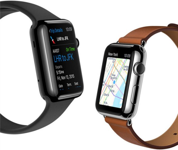 New Apple Watch version 2 With GPS, Faster Processor, Larger Battery