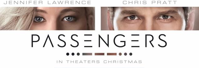 Watch 'Passengers' Trailer With Chris Pratt and Jennifer Lawrence