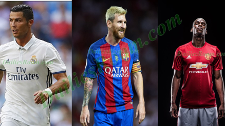 15 Top Footballers With Highest Salary Weekly & Yearly