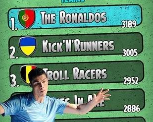 Free Cristiano Ronaldo Kick n run APK download Latest Version