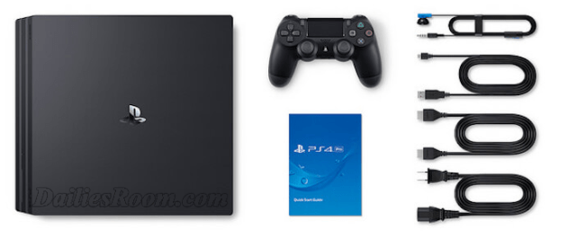 PlayStation 4 Pro Game Specifications are weak