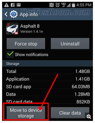 How to Move Android Apps to SD Card Without Rooting