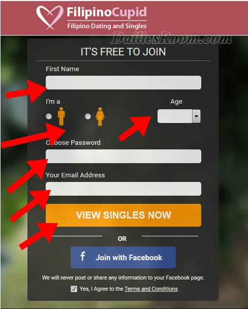 filipinocupid com login