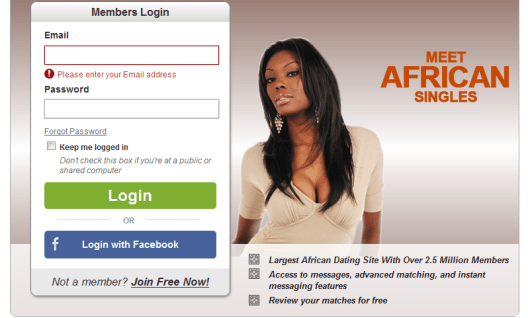 Afrointroductions account registration, login, sign up | www.afrointroductions.com