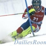 Britain's Dave Ryding records Best Career result | World Cup Slalom