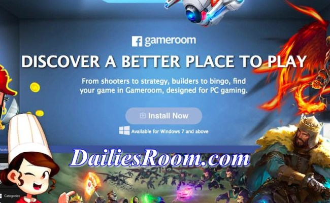 Facebook Games Available for PC (window 7)   Install Facebook Gameroom free   Play games on Facebook