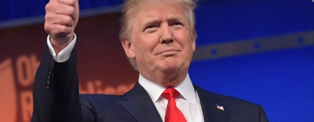 US President-Elect Donald Trump To Reject $400,000 President's Salary