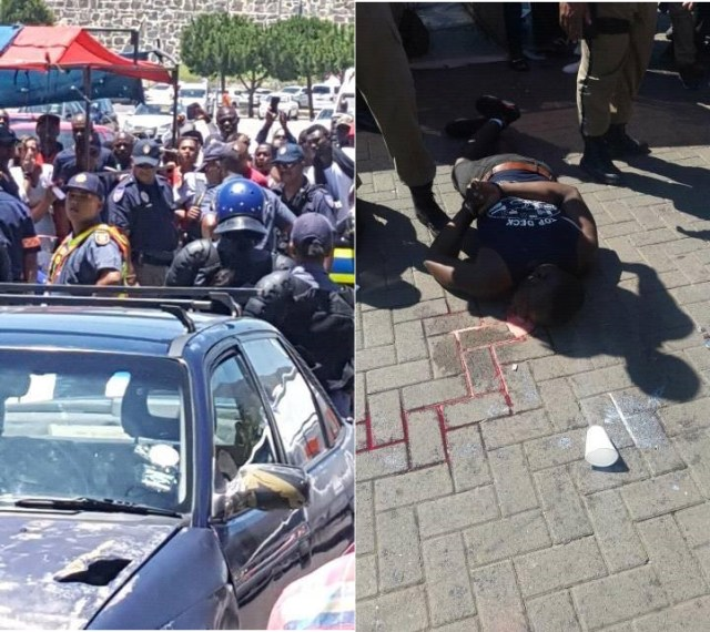 Nigerian Man Killed in Cape Town by South African Police patrol for Drugs Suspect