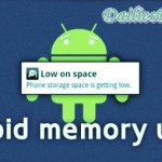 3 steps to Free up Android Storage Space – Your Storage System