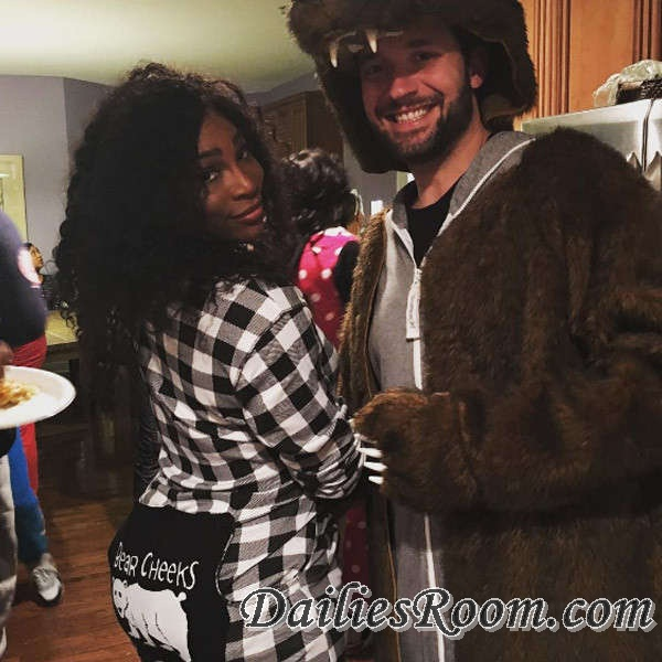 Serena Williams, Reddit's Co-Founder (Alexis Ohanian) Makes Engagement Known