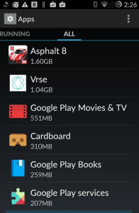 3 steps to Free up Android Storage Space - Your Storage System
