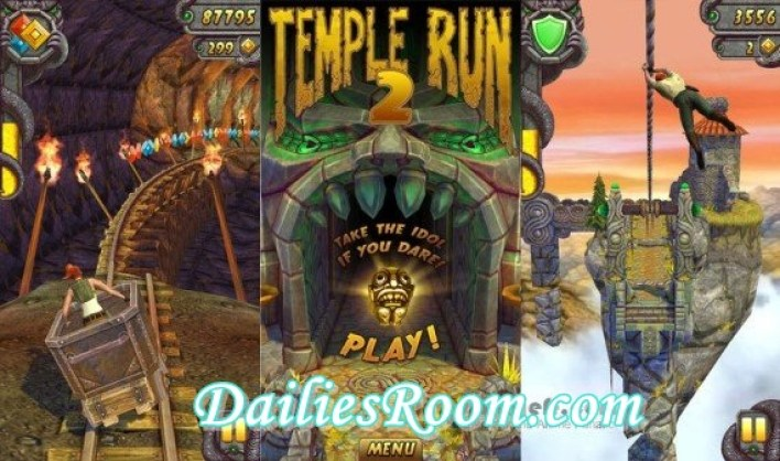 Download and Play Temple Run 2 game Free for android   The Temple Adventure