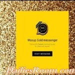 How to download Wasup Gold Messenger app free on android – Wasup messaging app