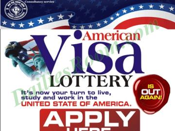 Apply for 2020 Visa Lottery