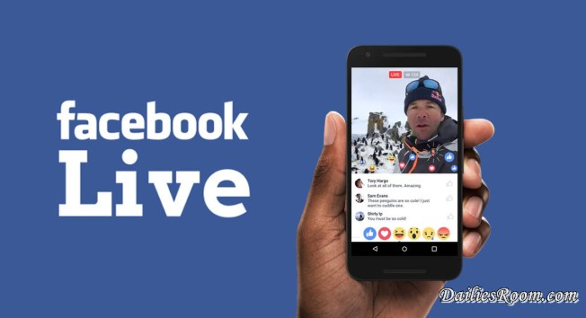 Steps to use Facebook Live Video Streaming for Android And iOS | Facebook live streaming Features