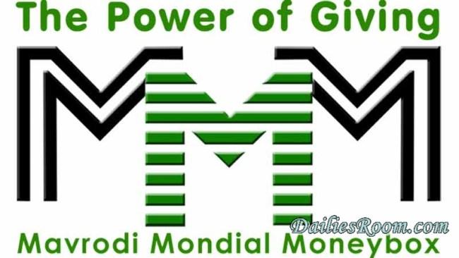 MMM Nigeria is back, Unfreezes Accounts | MMM sets Get Help (GH) Limit Per Day