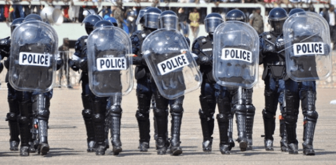 Ghana Police Service New Job Recruitment - Ghana Police 2017/2018 Application