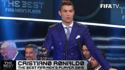FIFA Best 2016 Award: Winner Of Best FIFA Football Awards 2016 Ronaldo Win Big