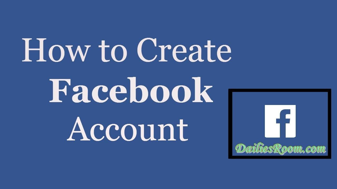 Facebook Sign Up Free Facebook Account Registration