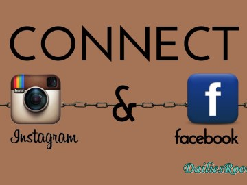 How to Link Instagram Account to your Facebook Profile On Android