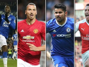 EPL Top Goal Scorers 2016/2017 Session | Highest Premier League Goal Scorers Update