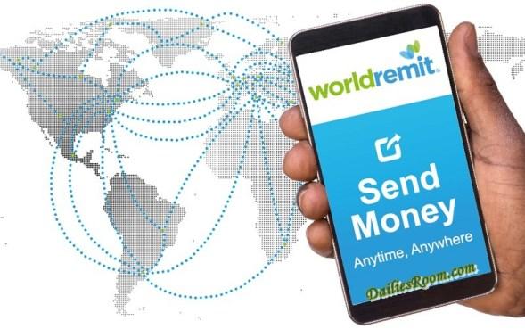 Sign Up for WorldRemit | WorldRemit Account free Registration | WorldRemit App free Download