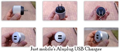 Introducing! New Aluplug USB Charger For Apple Devices