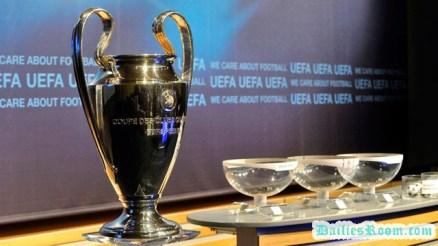 UEFA Champions League Quarter-final Draws/Fixtures   Europa League Quarter-final Draws/Features