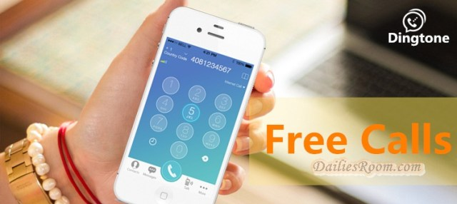 Download Dingtone Phone call App free for Android Device | Free Phone Calls, Free Texting