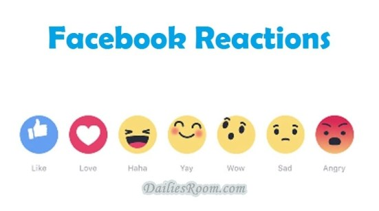 Steps in Using Facebook Reactions on Android/iPhone/iPad : React to Facebook Post