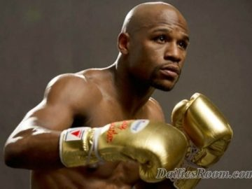 A look at a Professional Boxer's Worth; Floyd Mayweather Networth 2017