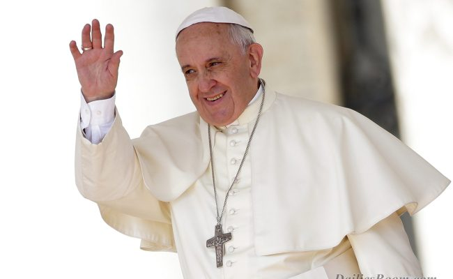 Rome: Pope Francis Opens free Laundromat for the Homeless