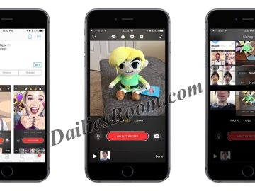 """Now On App Store - Free Download Apple Video App """"Clips"""" for iPhone and iPad"""