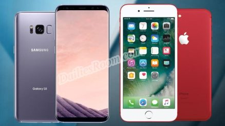 Comparison: iPhone 7 VS Samsung Galaxy S8; What's your Choice?