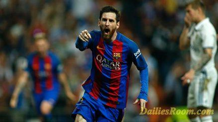 Lionel Messi Sets EL Classico Record; Scores 500 Goals for Barcelona