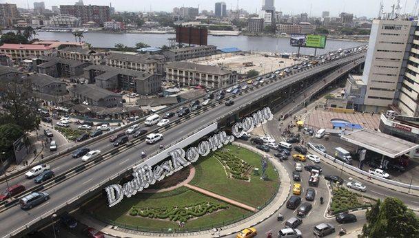 Federal Republic of Nigeria - Top Ranking Nigeria Cities; Metro Population
