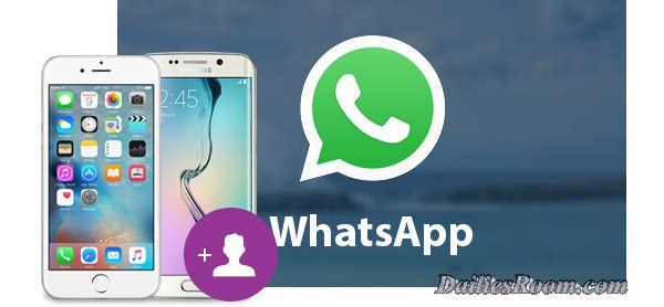 How to Add Whatsapp Contacts for Android device/Access Phone Contacts