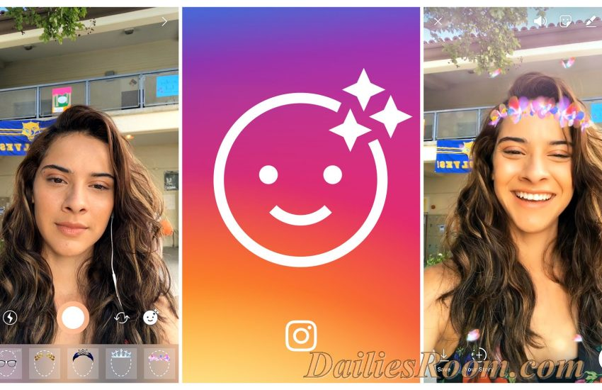 Step-by-Step Guide to Use Instagram Face Filter | Instagram New feature