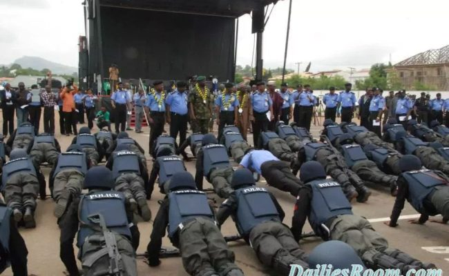 2017 Nigeria Police Academy Application Form - NPA Wudil, Kano State