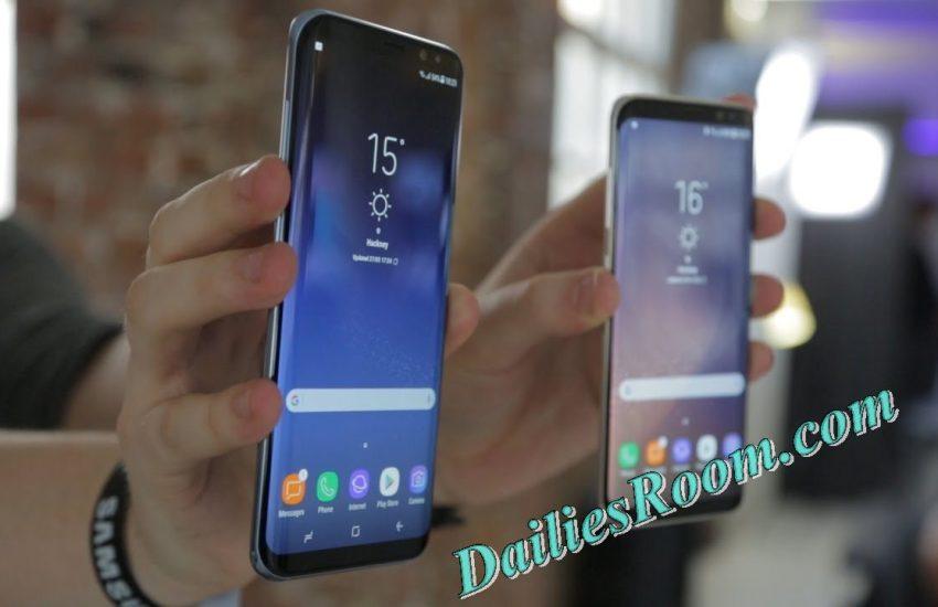 Technical Specifications; Samsung Galaxy S8 vs Samsung Galaxy S8+