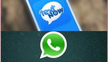 Textnow Login Online