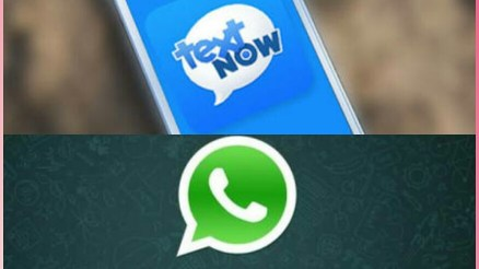 How to Open Whatsapp Account Via TextNow App - without Phone Number